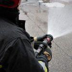 Pożar odlewni stali w Elblągu. Trwa ustalanie przyczyn pojawienia się ognia