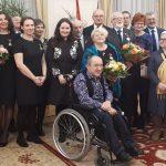 Regionalista spod Olsztyna uhonorowany Węgierskim Złotym Krzyżem Zasługi