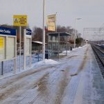 Modernizacja peronów na trasie Olsztyn-Iława