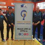 Ćwierćfinał Ligi Mistrzów oddala się od tenisistów stołowych Dekorglassu Działdowa