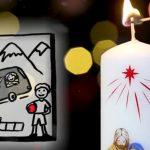 Wigilijne Dzieło Pomocy Dzieciom. Sprzedaż świec wspomoże kolonie  dla dzieci z najuboższych rodzin