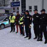 Nowe radiowozy w komendzie policji w Gołdapi