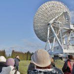 Seniorzy odkrywali tajemnice kosmosu i astronomii. W Kurzętniku podsumowano projekt Seniorstars 2019