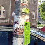 """Jak walczyć z nielegalnymi reklamami i miejskim spamem? Rusza przedświąteczna kampania """"WyŁADnijMY Elbląg"""""""
