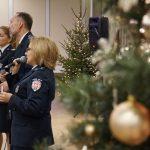 """Przedstawiciele służb mundurowych spotkali się w Olsztynie na wspólnej wigilii. """"Za nami wyjątkowy rok"""""""
