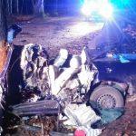 Śmiertelny wypadek koło Olsztyna. Nie żyje 22-latek