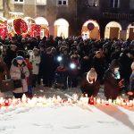 Mieszkańcy Olsztyna i Elbląga oddali hołd zamordowanemu prezydentowi Gdańska