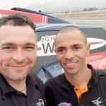 """Paweł Paź """"Korek"""" i Sebastian Rozwadowski, czyli olsztynianie na Rajdzie Dakar w Peru"""