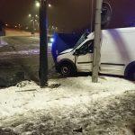 Śmiertelny wypadek na osiedlu Jaroty w Olsztynie. Nie żyje 24-letni kierowca