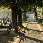 Wandal zniszczył groby na cmentarzu w Gąskach. Tłumaczył to frustracją po śmierci ojca
