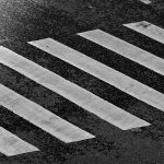 Potrącenie pieszego na pasach w Lidzbarku Warmińskim