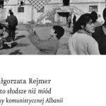 """Spotkanie z Małgorzatą Rejmer, autorką książki """"Błoto słodsze niż miód"""""""