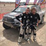 Sebastian Rozwadowski po trzecim etapie Rajdu Dakar: to był jeden z najtrudniejszych odcinków w życiu