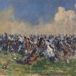 """Muzeum Warmii i Mazur kupiło obraz ,,Bitwa pod Heilsbergiem"""""""