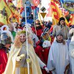 Ulicami Olsztyna przeszedł barwny Orszak Trzech Króli. Zobacz galerię zdjęć