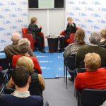 Spotkanie autorskie z udziałem Faustyny Toeplitz-Cieślak. Posłuchaj audycji