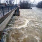 Idzie cofka. Rośnie poziom rzek Elbląg i Nogat. Sytuacja jest monitorowana