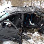 Śmiertelny wypadek koło Gołdapi. Nie żyje 30-latka