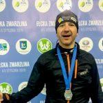 Michał Jędroszkowiak z Wielkopolski wygrał Ełcką  Zmarzlinę. 100 km w śniegu po pas pokonał w około 16 godzin