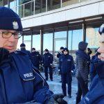 Mniejsza przestępczość, mniej wypadków, więcej posterunków. Olsztyńska policja podsumowała miniony rok