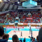 Przy wsparciu kibiców Stomilu Olsztyn siatkarze Indykpolu AZS pokonali Asseco Resovię 3:0