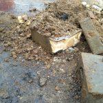 Saperzy wywieźli prawie 140 kilogramów trotylu z terenu budowy. Mieszkańcy wsi Mikosze mogą już wrócić do domów
