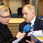 Unijny komisarz ds. bezpieczeństwa żywności Vytenis Andriukaitis: Pozyskiwanie mięsa od chorych krów to sprawa kryminalna, do podobnych dochodzi w UE