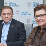 Jeden na jednego, czyli PO kontra PiS – o wizycie przedstawicieli USA w Polsce i nowej wiceprezydent Olsztyna