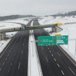Mimo rekordowych mrozów wszystkie drogi w regionie są przejezdne