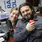 Pracują razem od 27 lat. Dziś Beata i Wojtek po raz pierwszy poprowadzili walentynkowy program w Radiu Olsztyn. Posłuchajcie