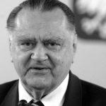 Żałoba narodowa po śmierci Jana Olszewskiego w piątek od północy do godziny 19 w sobotę