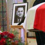Ostatnie pożegnanie byłego premiera Jana Olszewskiego