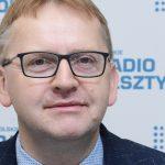 Dr Marcin Kazimierczuk domaga się przyspieszenia prac nad połączeniami kolejowymi na Warmii i Mazurach