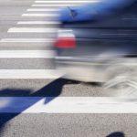 Śmiertelny wypadek na jednej z ulic Kętrzyna. Nie żyje piesza