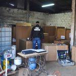 3 osoby tymczasowo aresztowane. Straż graniczna zabezpieczyła susz tytoniowy o wartości ponad 3 milionów złotych