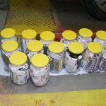 Nietypowy przemyt na granicy w Gołdapi. W zbiorniku paliwa ukrył 16 słoików z lekarstwami