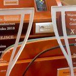 Ludowe Zespoły Sportowe podsumowały rok i wręczyły wyróżnienia. Wśród nagrodzonych Katarzyna Piasecka z Radia Olsztyn