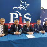 Politycy Prawa i Sprawiedliwości zachęcali w Olsztynie do udziału w wyborach do Parlamentu Europejskiego