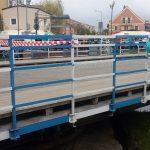 Ma 121 lat. Zabytkowy most obrotowy na Kanale Łuczańskim w Giżycku zostanie wyremontowany