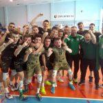 Rewelacyjny występ AZS-u UWM Olsztyn. Młodzi Akademicy awansowali do finałów Mistrzostw Polski Juniorów