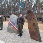 Był jednym z ostatnich Żołnierzy Wyklętych. Koło Orzysza odsłonięto pomnik podporucznika Stanisława Grabowskiego