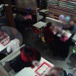 Kradzież w olsztyńskim fast foodzie. Policja szuka pary z nagrania