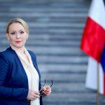 Wiceminister inwestycji i rozwoju w Olsztynie. Andżelika Możdżanowska zachęca do korzystania z pieniędzy na badania i rozwój