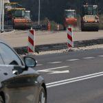Uwaga kierowcy! Utrudnienia na obwodnicy Olsztyna. Drogowcy montują sygnalizację świetlną
