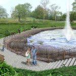 Mają zapobiegać zalewaniu miasta w czasie gwałtownych opadów. Olsztyn ma cztery nowe zbiorniki retencyjne