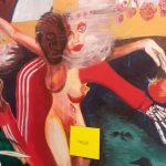 Obrazy z Galerii Dobro w Olsztynie na razie nie wrócą do właściciela. Śledczy zabezpieczyli je jako dowody w sprawie