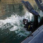 Specjalna grupa płetwonurków odnalazła ciało poszukiwanego mieszkańca Ełku