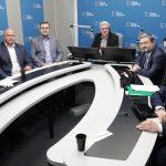 Posłuchaj debaty kandydatów do Parlamentu Europejskiego z Warmii, Mazur i Podlasia. Kolejna we wtorek 7 maja