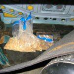 Próbował przemycić kilkanaście kilogramów bursztynu. Kłopoty Litwina na jednym z przejść granicznych z Rosją