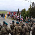 Na lotnisku Kętrzyn-Wilamowo, w Olsztynie i Elblągu uczczono pamięć ofiar katastrofy pod Smoleńskiem